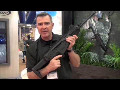 2013 NRA Annual Meetings: Beretta ARX100