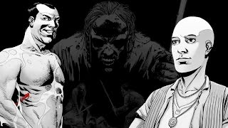 Did Negan already meet The Whisperers? Scar Theory