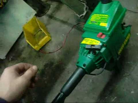 Weed Eater XT 20T Repair and Test