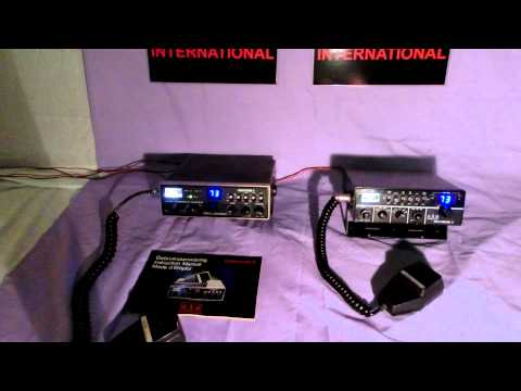 HAM INTERNATIONAL CONCORDE 3 & MULTIMODE 3