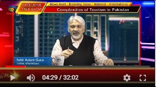 Alex' Honest concerns about Pakistan Tourism, Culture and Society needed to be heard - TAG TV
