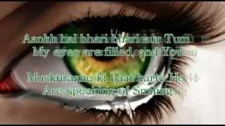 Aak Hai Bhari Bhari `{Lyrics iN English}
