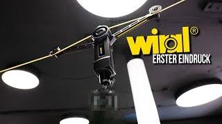 Endlich! Wiral Lite Cablecam im Franz + Überraschungskamera   FotoFranz TV