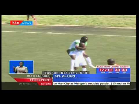 Western Stima beat Gor Mahia 2-1 in match played at Moi Stadium Kisumu thumbnail