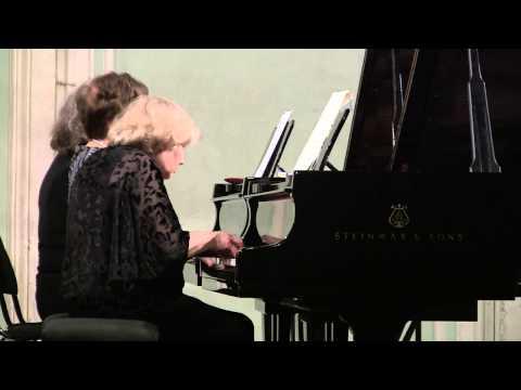 Дворжак Антонин - Симфония №8 G-dur в 4 руки