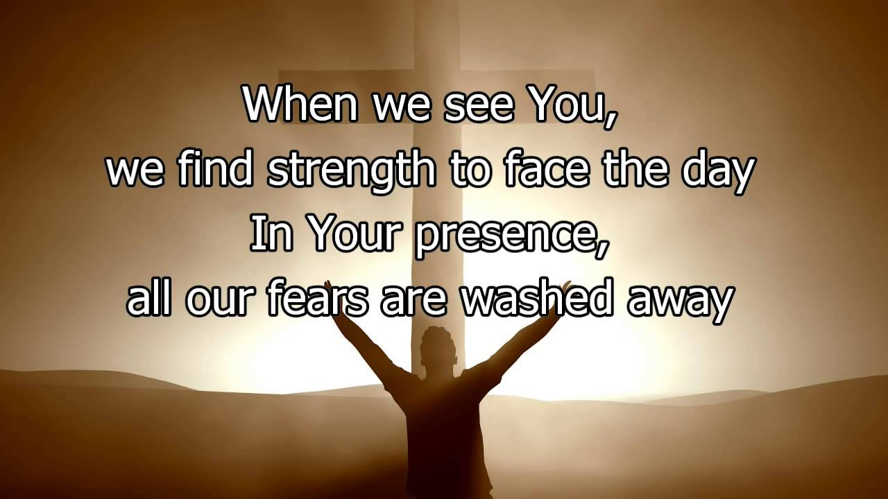 Rising lyrics paul baloche
