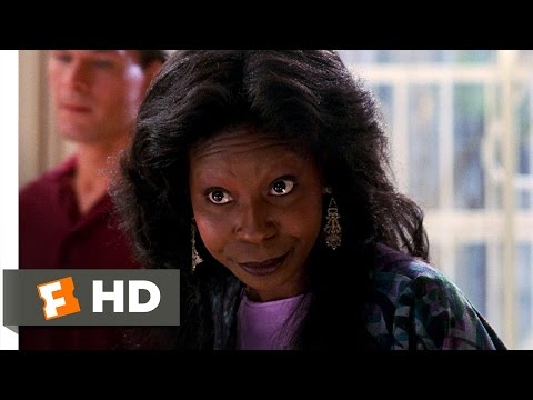 Ghost (5/10) Movie CLIP - Oda Mae Demands Respect (1990) HD