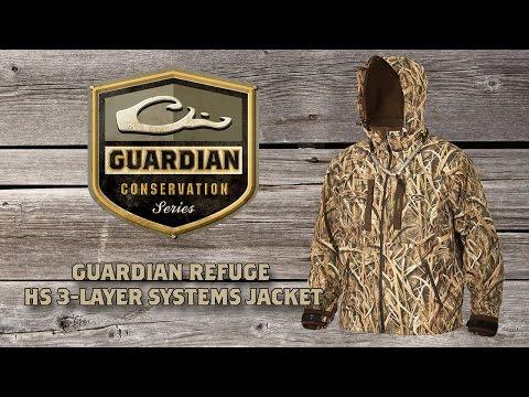 Guardian Refuge HS 3-Layer Jacket