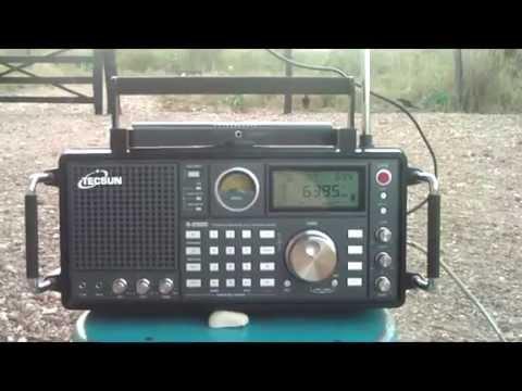 6395 kHz Radio Zender Akenzo from Netherlands  21:26 UTC