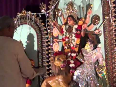 Durga Puja Bradford video