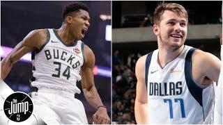 The Jump's NBA Midseason Awards: MVP, ROY, and a big All-NBA debate   The Jump