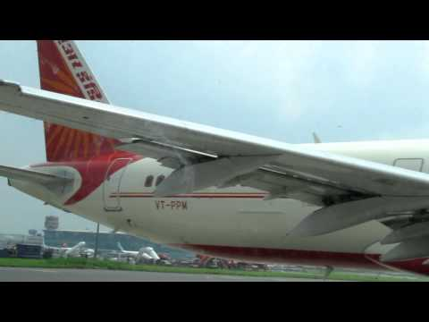 Air India Airbus A321-211 VT-PPM at Delhi IGI Airport - Old Domestic Apron