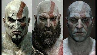 [PS4]GOD OF WAR 4. Дорога к платине. Валькирии. Hard Play.