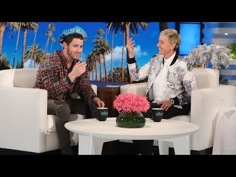 Nick Jonas Opens Up on Who Inspired Find You