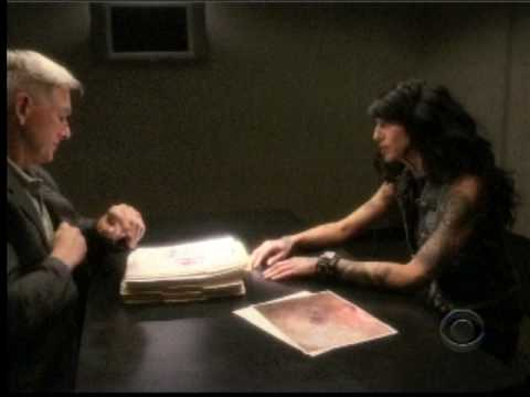 Claudia Black on NCIS Video
