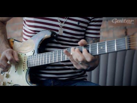 Killer Strat tone tips and monster playing from Dan Patlansky