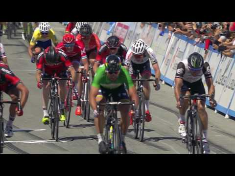 Tour of California 2016: Stage 4 highlights