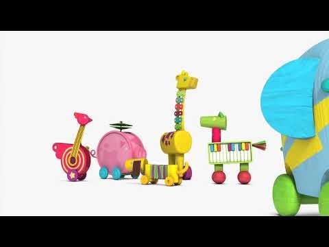 El jardín de Clarilú: ¡Los colores son un montón!