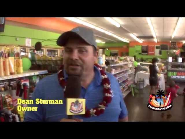 Ulu Market Grand Opening - Kihei Maui, Hawaii