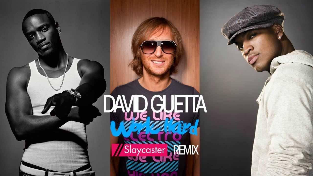 David Guetta feat. Ne-Yo & Akon - Play Hard Lyrics ...