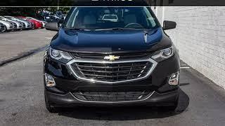 2019 Chevrolet Equinox LS New Cars - Charlotte,NC - 2019-04-19