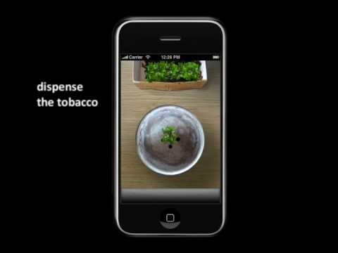iShisha Trailer iPhone Hookah App
