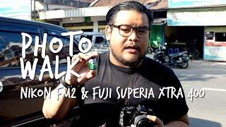 PhotoWalk - Nikon FM2 + Fuji Superia Xtra 400