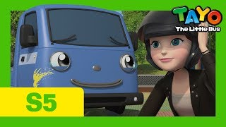 Tayo S5 EP24 l Jay and Iracha l Tayo the Little Bus