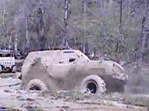Sabine River Rats Mud Trucks 3 Video