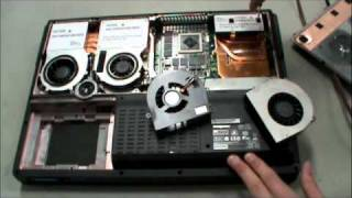 AMD Radeon HD 6970M CrossFireX Installation in EUROCOM Panther 2.0