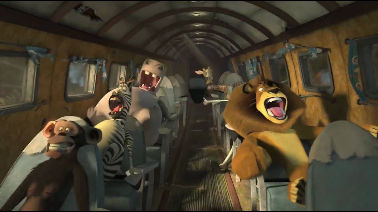 Hd Trailer Madagascar Escape 2 Africa Youtube