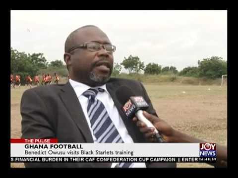 Ghana Football - Joy Sports (28-7-16)