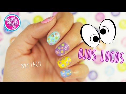 Uñitas de Ojos LoCoS!!