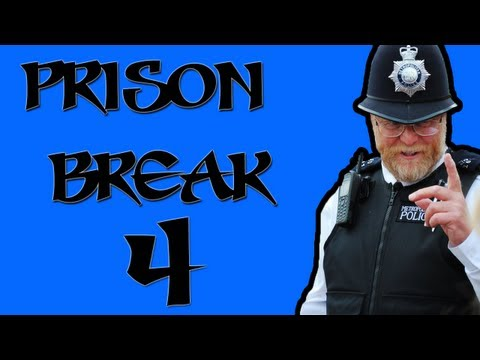 Careca Lixo - Prison Break (capítulo 4)