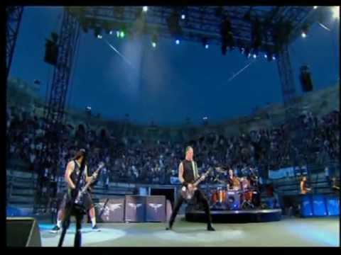 Metallica - Blackened (Live @ France, 2009)