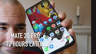 Huawei Mate 20 Pro | 72 Hours Review