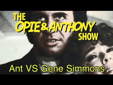 Opie & Anthony: Ant Vs Gene Simmons (10/29/08-12/12/12)