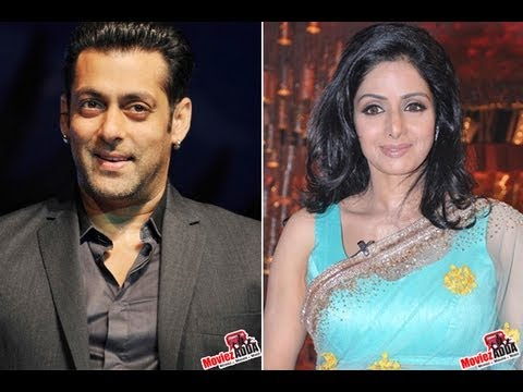 Salman Khan And Sridevi Together In Mr.india 2 ? video