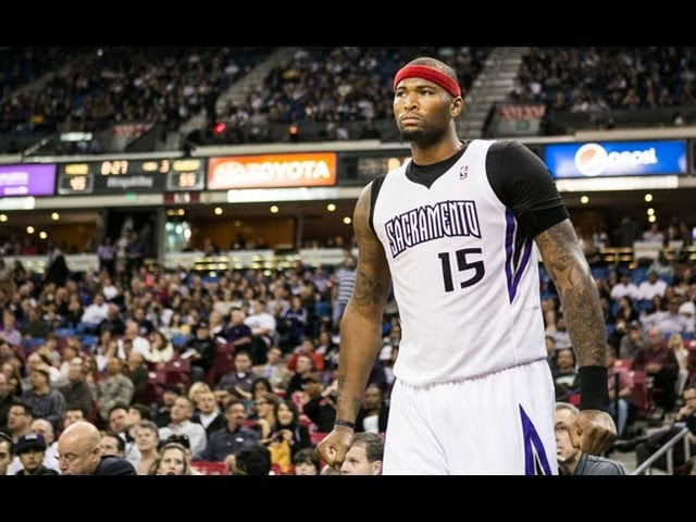 Sacramento Kings provide no clarity on DeMarcus Cousins' confrontation with Sean Elliott