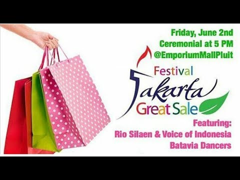 download lagu Jakarta Great Sale Opening Ceremony 2017 gratis