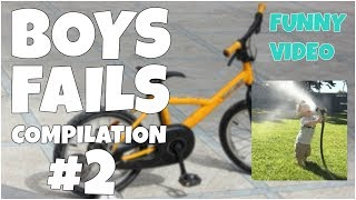 Funniest boys fails compilation 🔸 7 second of happiness FUNNY Video 😂 #2