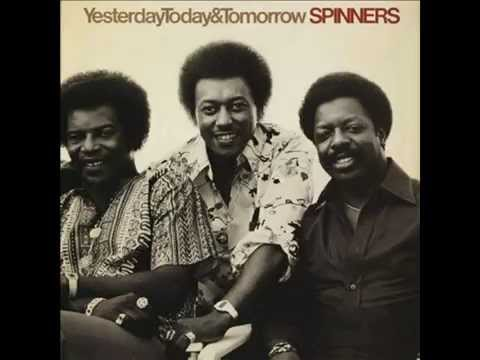 Spinners - Yesterday Today Tomorrow (album)