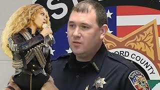 Cop Blames Shooting On Beyonce