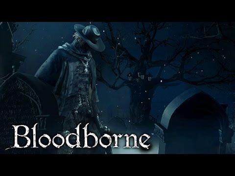 Bloodborne с Карном. Часть 4 - Отец Гаскойн