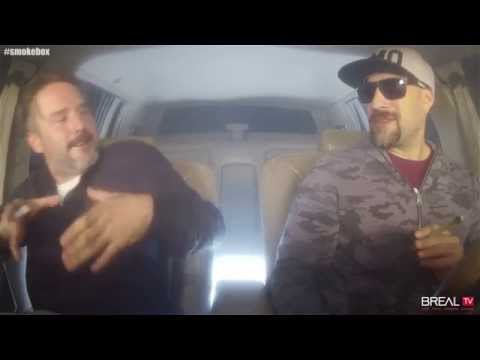David Arquette - The Smokebox | BREAL.TV