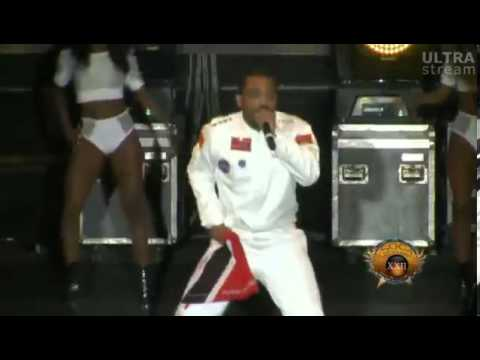 Machel Montano-Happiest Man Alive International Groovy Soca Monarch Finals 2014