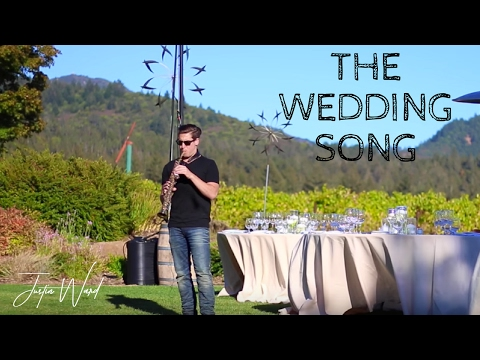 Justin Ward- The Wedding Song (Kenny G)