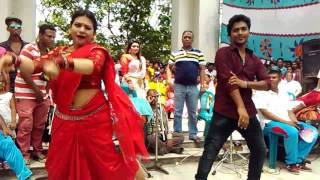 Live Boishakhi Mela- Sanita & Rakib Dance With Bangla Song- Ore Bangladeshi Meye Re Tui