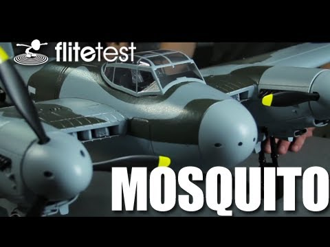 Flite Test - Mosquito - REVIEW