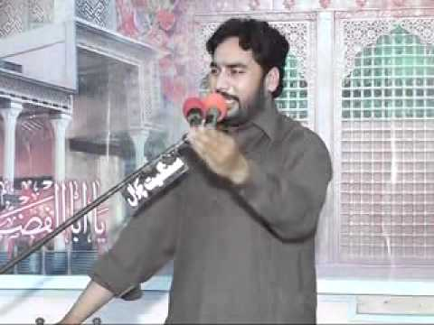 Zakir Waseem Abbas Baloch 2012 8zilhaj Gulan Khail Mainwali Part 2 video